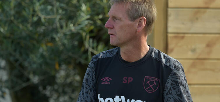Pearce worked alongside Moyes at West Ham in 2017/18
