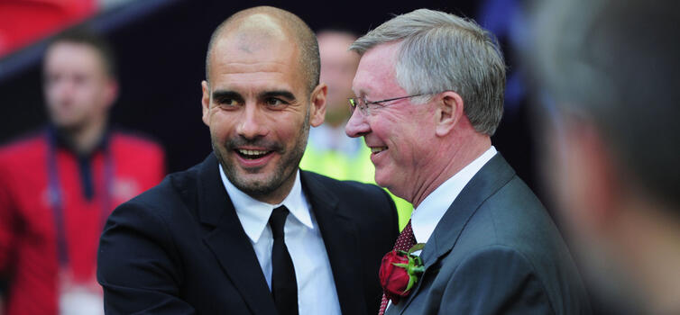 Guardiola and Ferguson realised the importance of culture at their respective clubs
