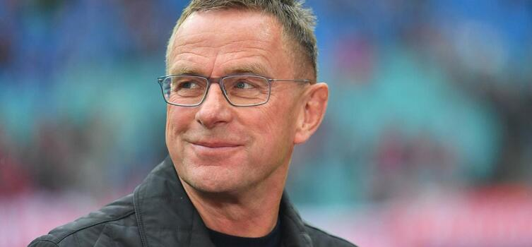 Rangnick has been a manager and Sporting Director for more than 30 years