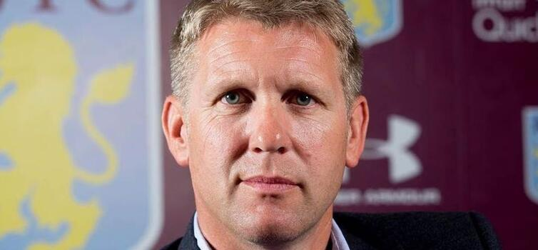 Steve Round was previously Director of Football at Aston Villa