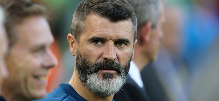 Roy Keane shared digs with Gary Charles when they played for Nottingham Forest