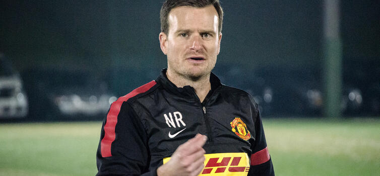 Neil Ryan was previously coach of the club's Under-16s