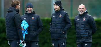 Southampton restructure backroom team ahead of new season