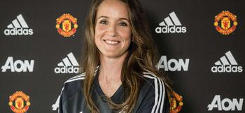 Casey Stoney: Why Manchester United Women employ a wellbeing coach