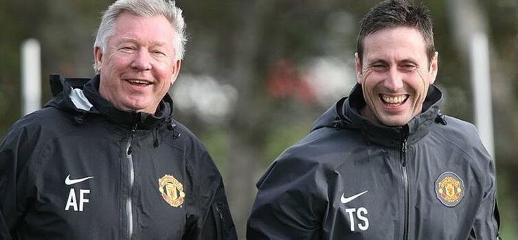 Tony Strudwick was part of Sir Alex Ferguson's inner circle at United