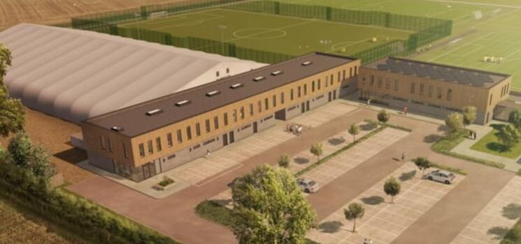 Plans for the new Norwich training ground