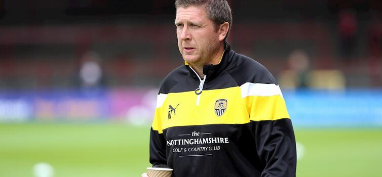 Thomas was assistant manager at Notts County from January 2017 to August 2018
