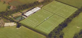 Bristol City unveil training ground plans