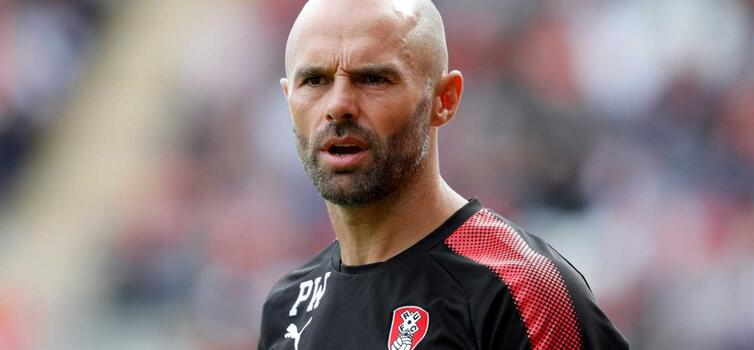 Warne was appointed permanent Rotherham manager in January 2017