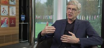 Wenger launches Fifa scheme to ensure 'every talent gets a chance'