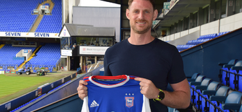 Winder appointed fitness coach by Ipswich Town