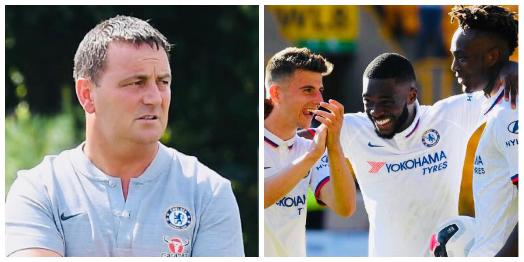 Training Ground Guru | Neil Bath: Chelsea now realising 15-year Academy dream