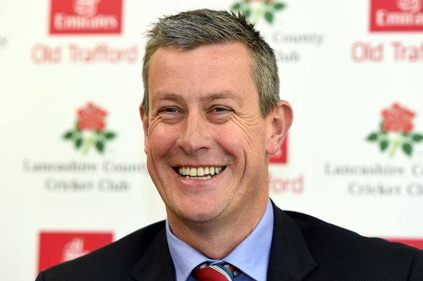 Former England cricketer Ashley Giles was a student on the MSD course