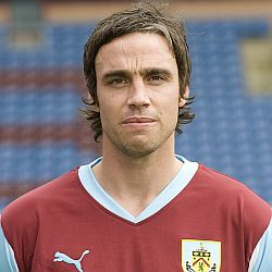 Michael Duff: Made 342 appearances for Burnley