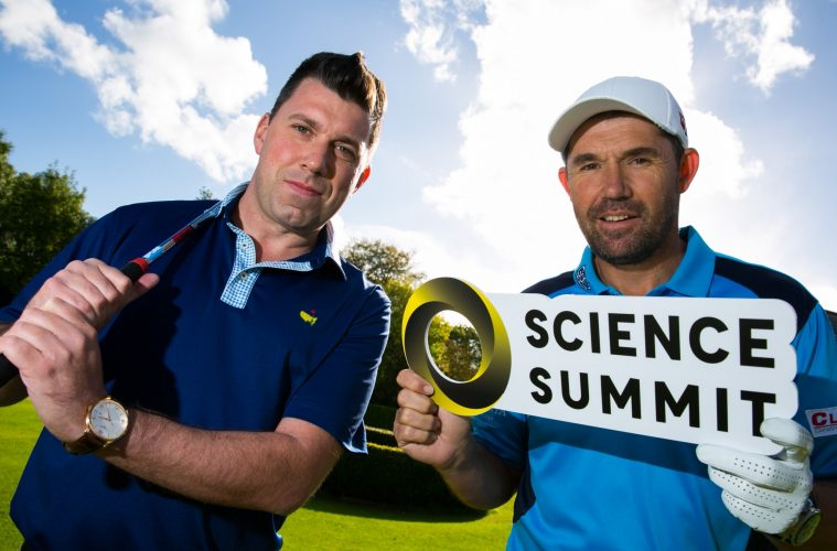 Golfer Padraig Harrington is an investor in Orreco