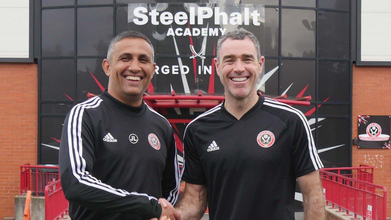 Training Ground Guru | U23 boss Hughes exits Sheffield United after one season
