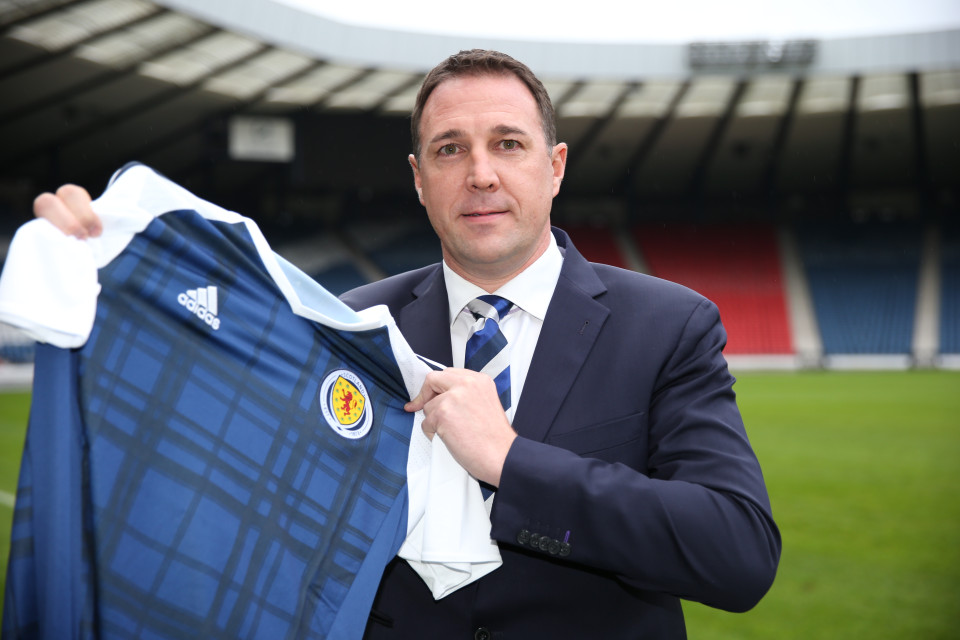 Malky Mackay was appointed Performance Director by the SFA in December
