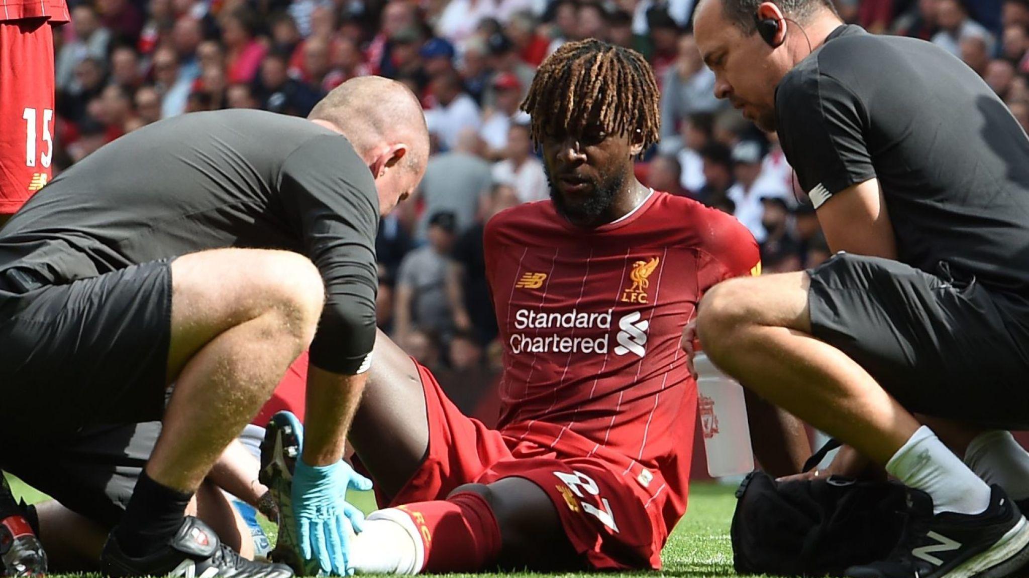 Training Ground Guru | Clubs urged to re-consider touchline surfaces after Origi injury