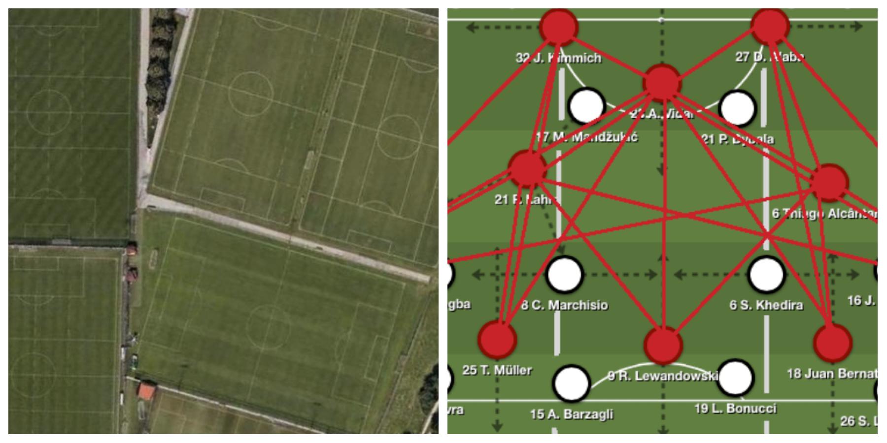Training Ground Guru | Pep Guardiola and the half spaces