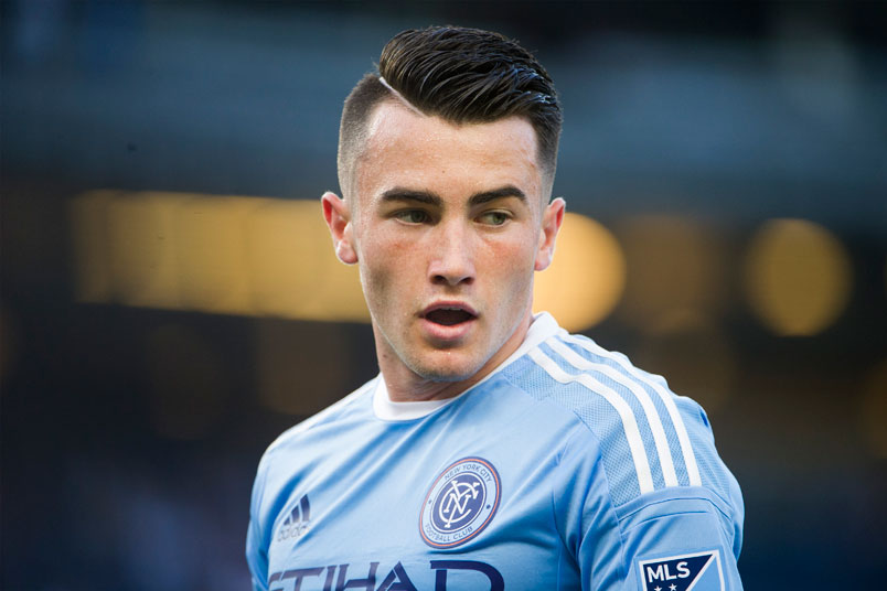 Jack Harrison was recently selected for the England U21s